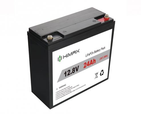 LiFePO4-Battery 12.8V