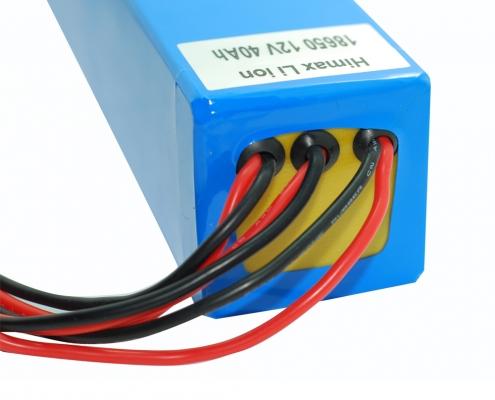 12V medical battery