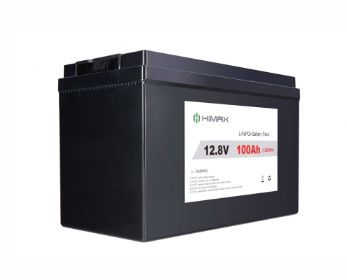 1280Wh battery