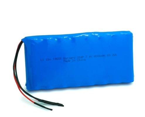 2s 4p lithium battery