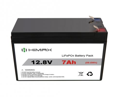 12V LiFePO4-12V-7Ah-battery