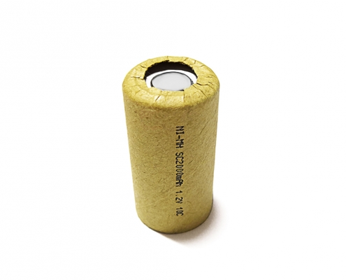 nimh sc battery cell 2000mAh