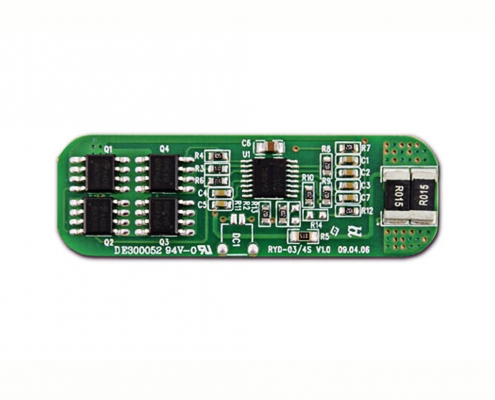 PCB for 4 Cells 14.4V Li-ion/Li-Polymer Battery Pack