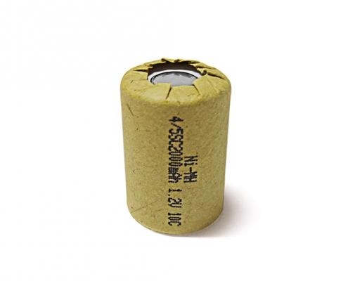 NIMH 4/5 2000mAh battery