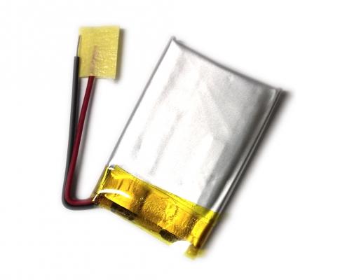 351725 3.7V 120mAh lipo battery