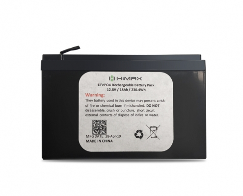 li ion battery pack 12v