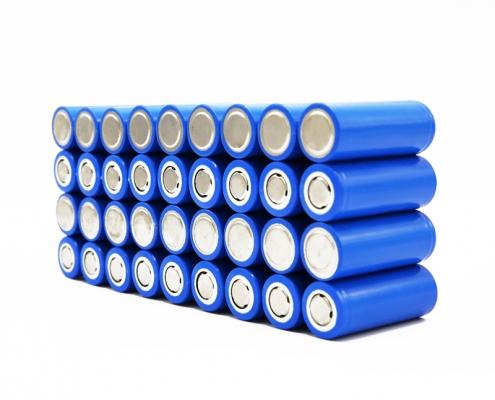 li-ion 18650 battery