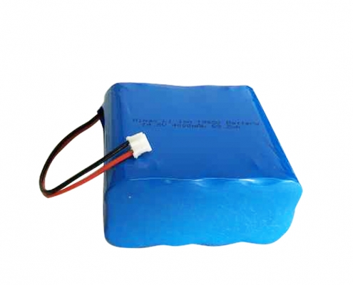 4000mAh batteries