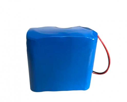 li-ion battery 14.8V 4000mAh
