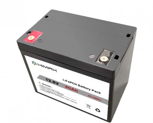 batteries à décharge profonde 12v 40ah