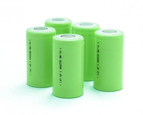 Rechargeable batteries 1.2v