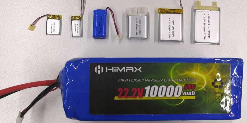 Li-polumer-battery