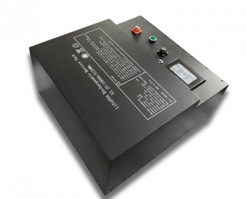 100 ah battery lithium