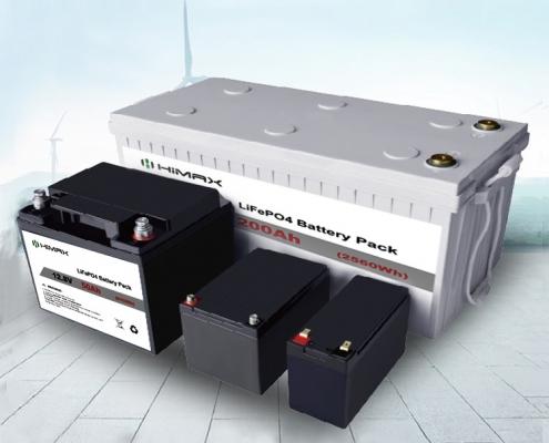 Battery 300-ah-12v