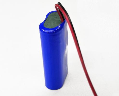 6.4v-1400mah-batterie