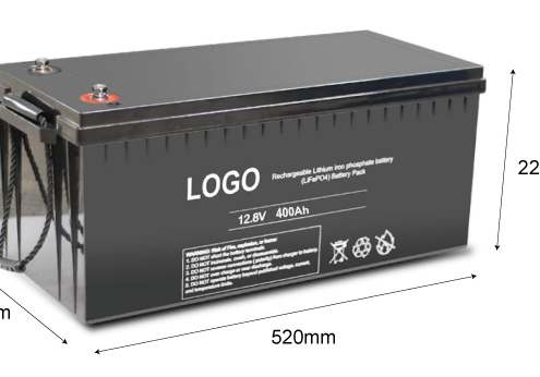 400Ah Battery Size