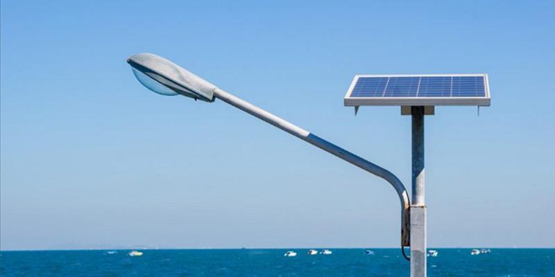 LiFePo4 battery for solar street light