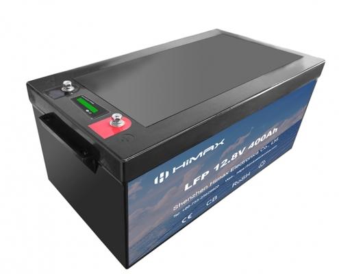 Battery Solar 12V 400Ah