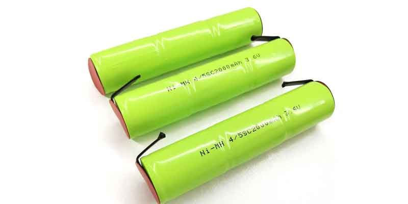NI-MH-Battery