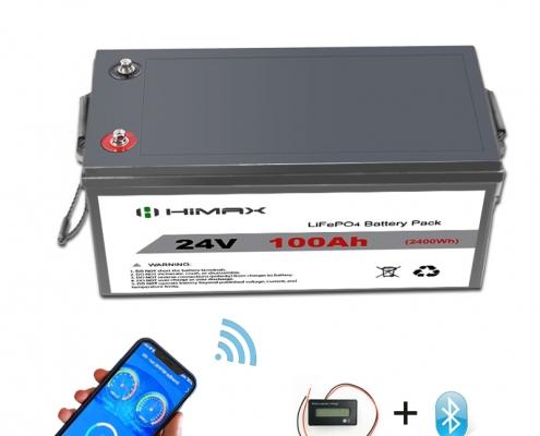 24v 100ah Li Ion Aккумулятор