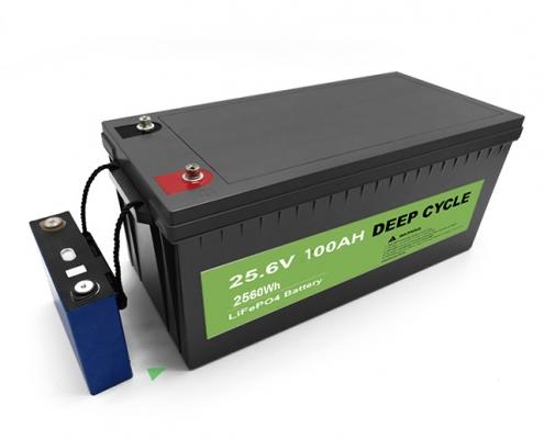 24v-200ah Lifepo4 Battery