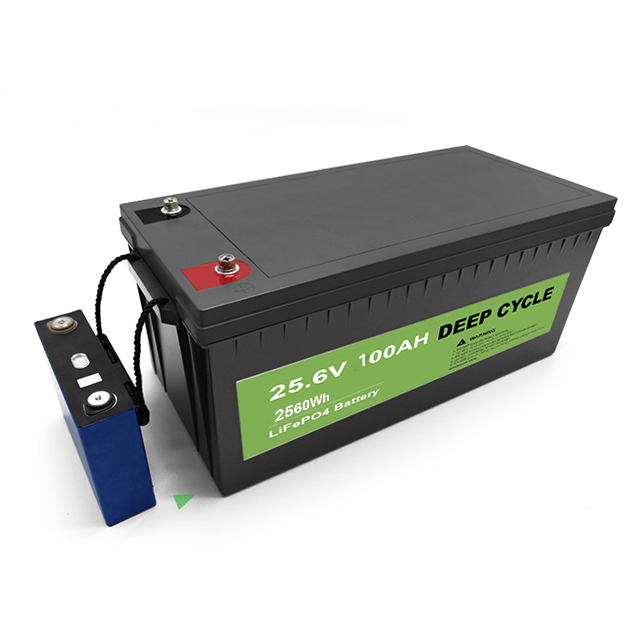 24v-200ah Lifepo4 Battery