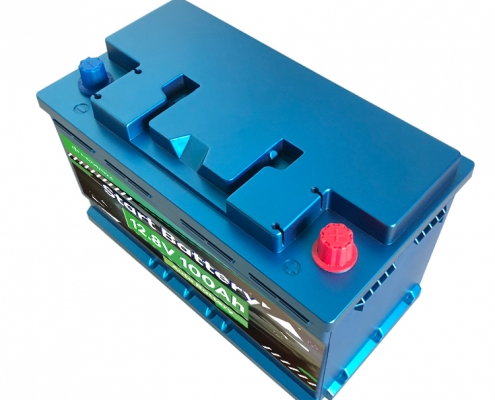 Car-Lithium-Battery
