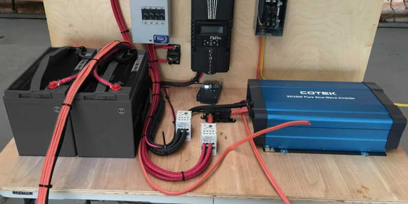 Charging Lithium Iron Phosphate Batteries
