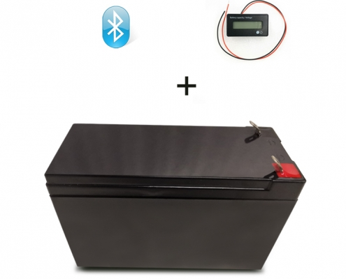 Lithium Ion Battery-12v-8ah