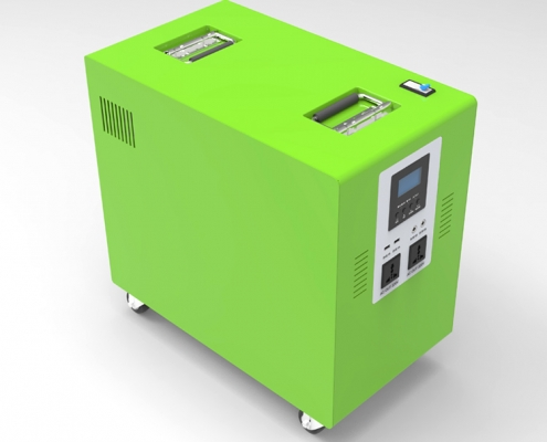 Lithium-Power-Pack 5kw
