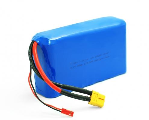 18650 Li-ion Battery 3.7V 45Ah