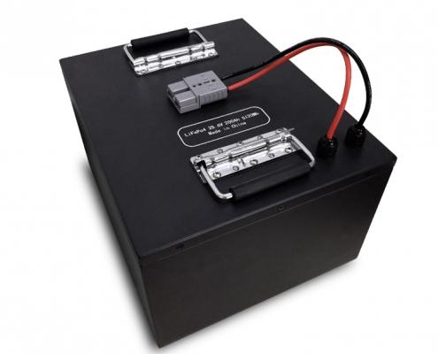 200ah-24v Lithium Battery