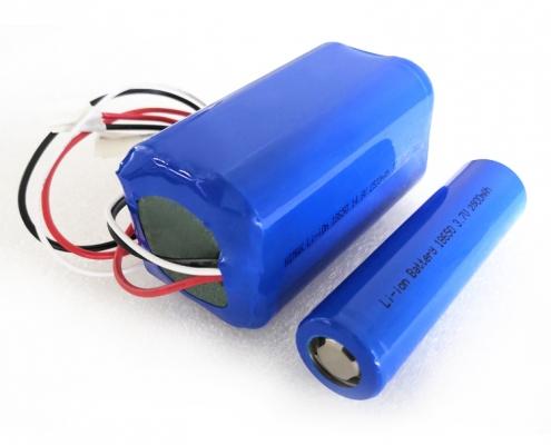 14.8v-2500mah Lithium Battery