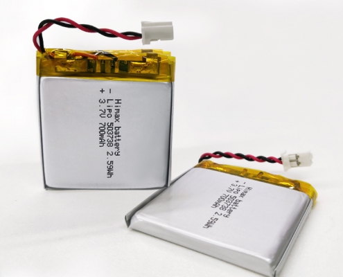 Lipo Rechargeable Battery