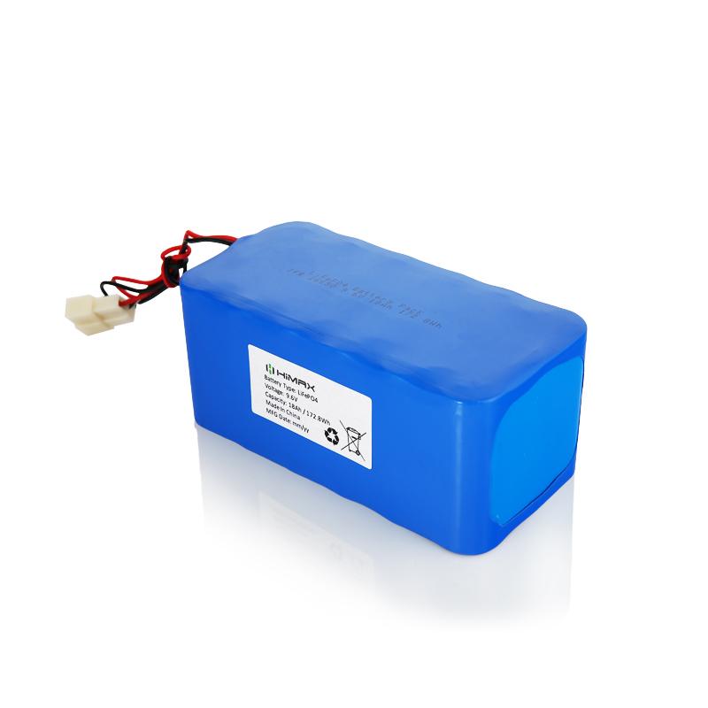 Lifepo4 Battery 9.6v