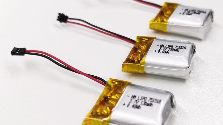130mah 3.7v Battery