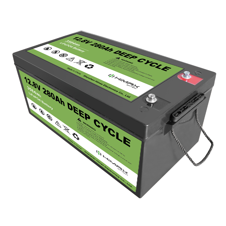 280ah-Deep-Cycle-Battery