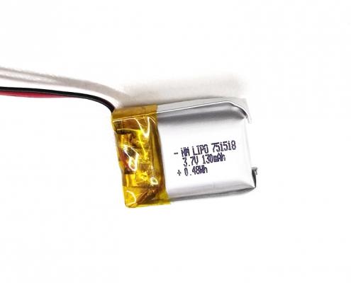 3.7v-130mah-Lipo-Battery-10mm