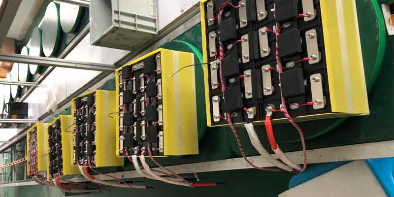 Electric Vehicles Battery