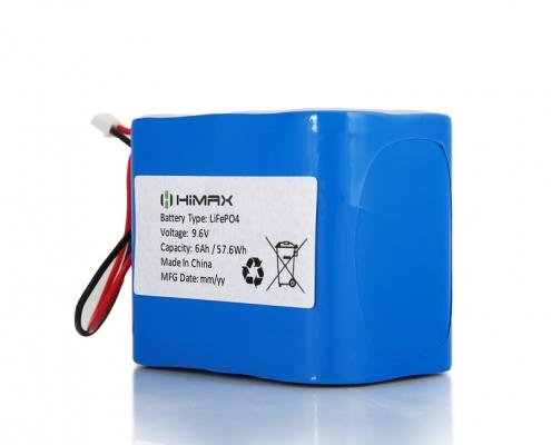 Lifepo4-Battery-9.6V
